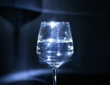 Free Glass In The Dark Royalty Free Stock Images - 3682059