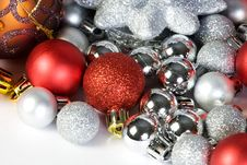 Free Christmas Decorations Royalty Free Stock Image - 3682436