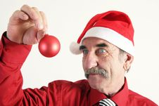 Free Santa Man Royalty Free Stock Images - 3682479