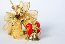 Free Bell With Ribbon Stock Photos - 3682513