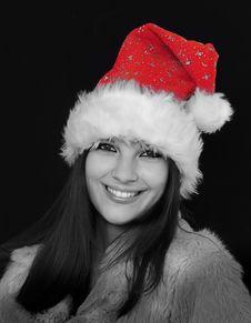 Free Christmas Girl Stock Photos - 3682843
