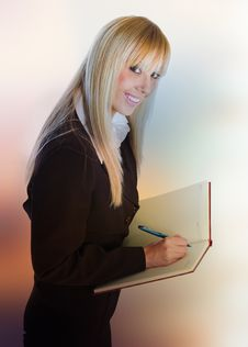 Free Secretary Stock Photography - 3683122