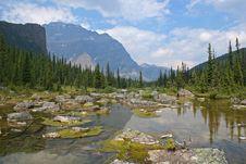 Free Mountain Lake Royalty Free Stock Images - 3684209