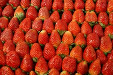 Free Strawberies Red Flesh Royalty Free Stock Photography - 3685037