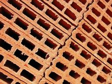 Free Red Brick Holes Royalty Free Stock Photography - 3685487