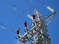 Free Electricity Tower Stock Photo - 3685970