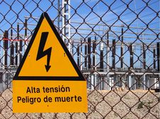 Free Electrical Danger Stock Photo - 3686010