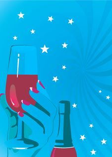 Free Wine Glass Stock Photos - 3686893