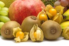 Free Exotic Fruits Royalty Free Stock Photography - 3688277