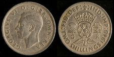 Free Coin_old_shilling Royalty Free Stock Photos - 3689838