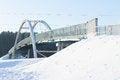 Free Steel Truss Arch Bridge Stock Image - 36889271