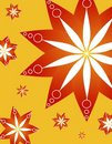 Free Abstract Christmas Poinsettia Background Stock Photography - 3696752