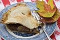 Free Fall Apple Pie Royalty Free Stock Photos - 3698188
