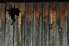Free Wooden Fence Royalty Free Stock Images - 3691199