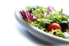 Free Mix Salad Stock Photo - 3691390