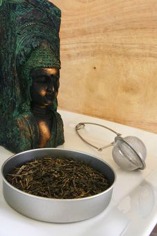 Free Tea And Buddhism Stock Photo - 3692280