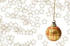 Free Christmas Ball Stock Photography - 3693212