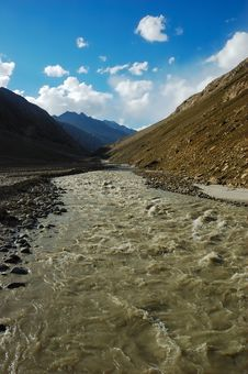 Free Himalayan River Stock Photography - 3693482