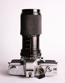 Free Photo Camera Stock Photo - 3693490