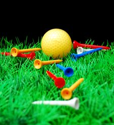 Free Golfball Stock Images - 3695084