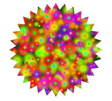Free Bright Background Star Stock Photography - 3695452