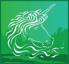 Free Unicorn Green Stock Photos - 3695703