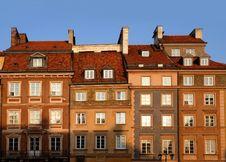 Free Rynek Square In Warsaw Stock Images - 3695764