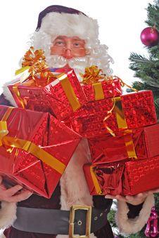 Free Big Presents Royalty Free Stock Photo - 3698895