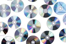 Free Cd Dvd Stock Photos - 3698933