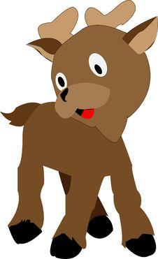 Free Reindeer Stock Images - 3699334