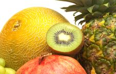 Free Fresh Exotic Fruits Royalty Free Stock Photo - 3699575