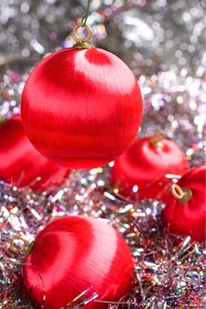 Free Ornament And Glitter Royalty Free Stock Photography - 3699757