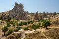 Free Rocks Near Goreme, , Cappadocia, Turkey Stock Image - 36924821