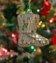 Free Christmas Tree Ornament Royalty Free Stock Images - 376629