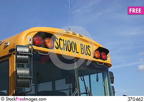 Free School Bus Stock Photography - 370462