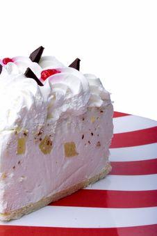 Free Cream Cake1 Royalty Free Stock Photos - 370428