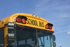Free School Bus Stock Photography - 370462