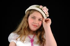 Free Little Princess Royalty Free Stock Photography - 373227