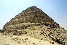 Free Step Pyramid Stock Image - 373341