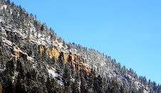 Free Mountain Snow Royalty Free Stock Images - 373359