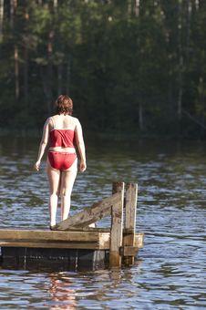 Free Lake Royalty Free Stock Image - 373536