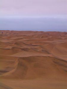 Free Morning On The Namib Stock Photo - 374810