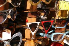 Free Sunny Sunglasses 1 Stock Image - 374871