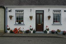 Free House In Kells Royalty Free Stock Photography - 374877