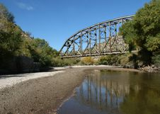 Free Train Bridge Stock Photo - 375220