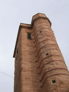 Free Unusual Tower In Exeter England Stock Photography - 376412