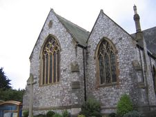 Free Old Stone Church Royalty Free Stock Photography - 376417