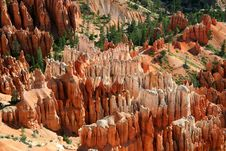 Free Bryce Inspiration Point Stock Photos - 376533