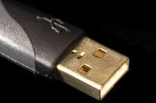 Free USB 2 Royalty Free Stock Photo - 376745