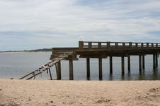 Free Wooden Jetty Stock Photo - 378990